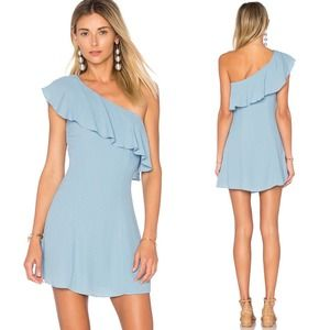 Privacy Please x REVOLVE Tate One Shoulder Dress